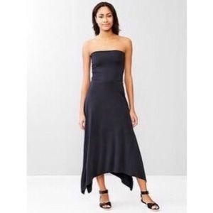 GAP | Black Maxi 4 Ways To Wear It Dress